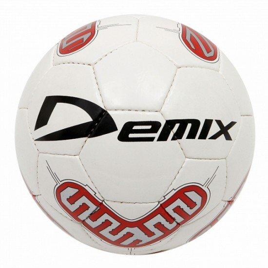 Фото DF350DMX Футбольный мяч, цвет - белый/красный/синий Смотреть