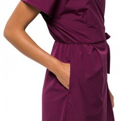 Платье VICTORIA DRESS 1505361-1014 Jack Wolfskin, цвет  Бордовый