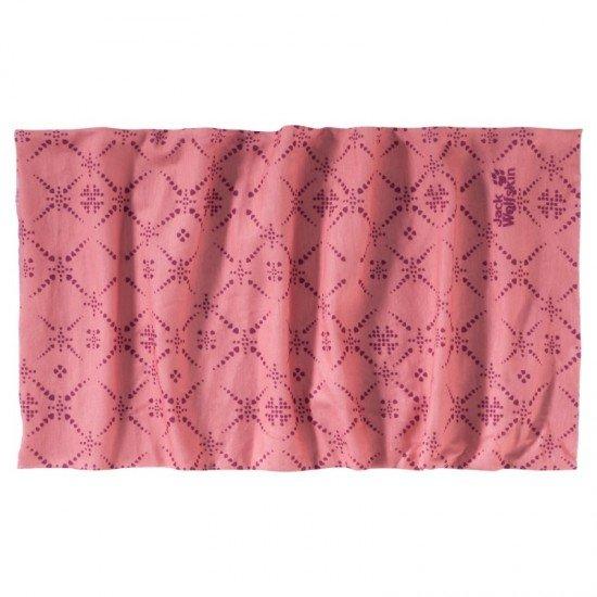Фото Бандана DECOR HEADGEAR 1906851-7805 Jack Wolfskin, цвет  Розовый Смотреть