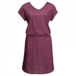 Платье CORAL COAST DRESS 1505341-1014 Jack Wolfskin, цвет  Бордовый