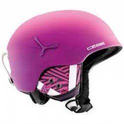 Горнолыжный шлем детский Suspense Deluxe (Suspense DX-Pink Zebra) , Цвет - розовый