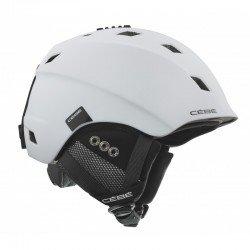 Горнолыжный шлем Ivory (Ivory-White Black) , Цвет - белый
