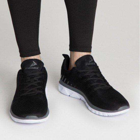 Фото Кроссовки мужские для тренировок MAGUS M Men's training shoes, цвет - чёрный Sportland.ua