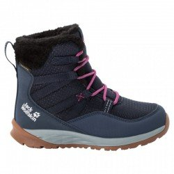 Ботинки POLAR WOLF TEXAPORE HIGH K (4036152-1199) , Цвет - темно-синий, серый