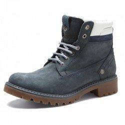 Ботинки CREEK FUR S (WL92500R-118) , Цвет - синий