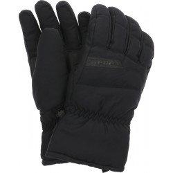 Перчатки Ziener для мужчин, цвет черный