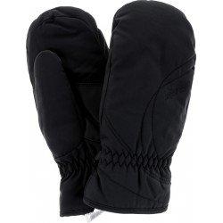 Варежки женские Ziener, цвет черный