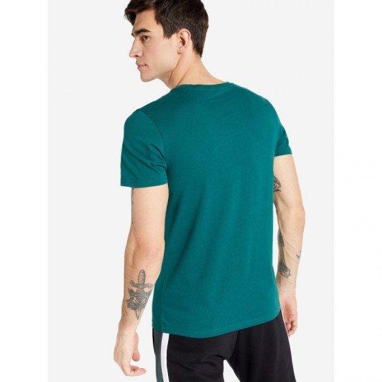 Футболка для мужчин-Men's T-shirt, цвет - темно-зеленый