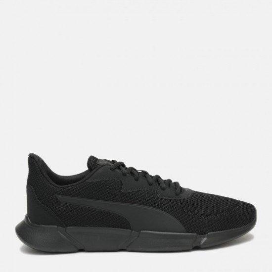 Кроссовки Puma Interflex Runner 19256716  Black (4063697927384), цвет - черный