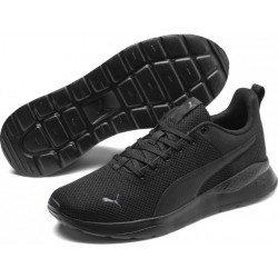Кроссовки Puma Anzarun Lite 37112801  Black-Black, цвет - черный