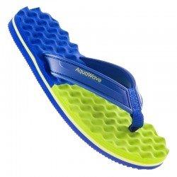 Сланцы DUOS JR (DUOS JR-NAVY/TENDER SHOOTS) , Цвет - синий, зеленый