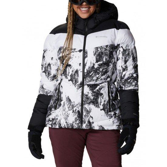 Куртка для женщин Abbott Peak™ Insulated Jacket, цвет - черный, бклый