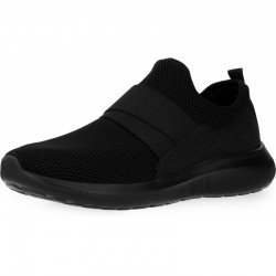 Кроссовки для мужчин-NIMBLE M Men's low shoes, цвет - черный