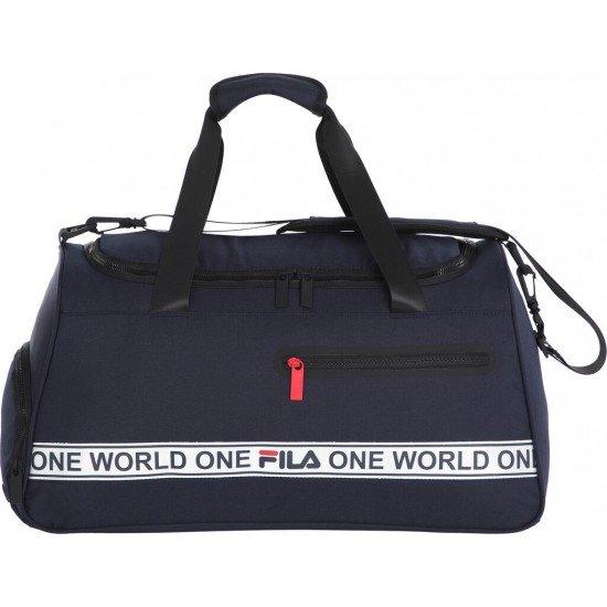 Сумка дорожная-Travel bag, цвет - синий