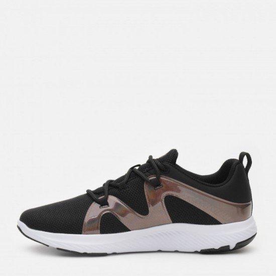 Кроссовки для женщин-CLOUD W Women's low shoes, цвет - черный, фиолетовый
