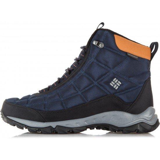 Фото Ботинки мужские утепленные FIRECAMP™ BOOT, цвет - синий Смотреть