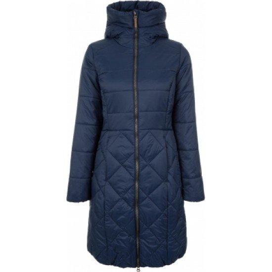Фото Куртка женская Women's Jacket темно-синяя Sportland.ua