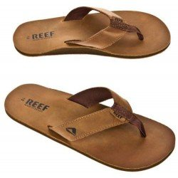 Сланцы REEF LEATHER SMOOTHY BRONZE BROWN Reef